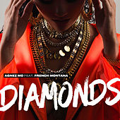 Diamonds (feat. French Montana) by AGNEZ MO