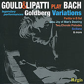Gould & Lipatti Play Bach by Various Artists