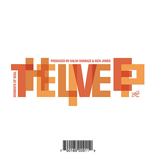 The Live (Liv) EP by Moments Of Soul