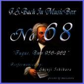 Bach In Musical Box 68 /Fugue Bwv 956-962 de Shinji Ishihara