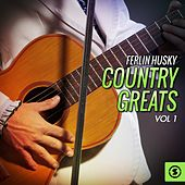 Country Greats, Vol. 1 de Ferlin Husky