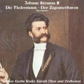 Johann Strauss II: Die Fledermaus - Der Zigeunerbaron (Querschnitt) de Various Artists