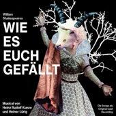 Wie es euch gefällt - Musical von Heinz Rudolf Kunze und Heiner Lürig (Original Cast Recording) de Heiner Lürig