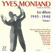 Les débuts de Yves Montand, vol. 1 (1945-1948) by Various Artists