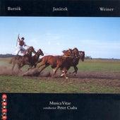 Bartok: Divertimento / Janacek: Idyll / Weiner: Divertimento No. 1 by Peter Csaba
