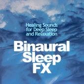 Binaural Sleep FX de Healing Sounds for Deep Sleep and Relaxation