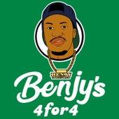 Benjy' 4 for 4 de Benjy
