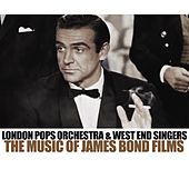 The Music Of James Bond Films by The London Pops Orchestra
