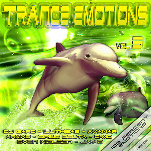 Trance Emotions Vol.3 (Best Of Melodic Dance & Dream Techno) by Various Artists