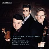 Tchaikovsky, Schnittke & Babajanian: Works for Piano Trio von Various Artists