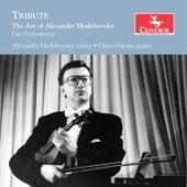 Tribute: The Art of Alexander Meshibovsky (Live) by Alexander Meshibovsky