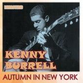 Autumn in New York de Kenny Burrell