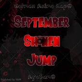 September Shōnen Jump de Garp