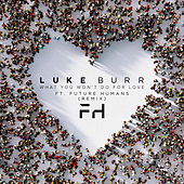 What You Won't Do For Love (Future Humans Remix) by Luke Burr