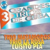 Tres Grandes Tríos de Cuba de Various Artists