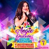 Y las Estrellas de la Cumbia Peruana, Vol. 1 (En Vivo) de Angie Salcedo y su Agrupación Matheus