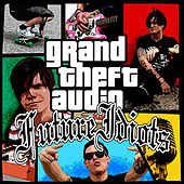 Grand Theft Audio van Future Idiots