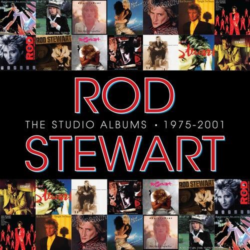 The Studio Albums 1975 - 2001 von Rod Stewart