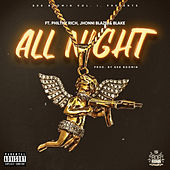All Night by 808 Boomin