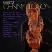 The Best of Johnny Tillotson by Johnny Tillotson