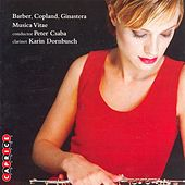 Copland: 2 Pieces for String Orchestra / Clarinet Concerto / Ginastera: Concerto Per Cordes von Various Artists