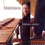 Sivelov: Suite for Marimba / Manoury: Solo for Vibraphone / Fissinger: Suite for Marimba de Various Artists