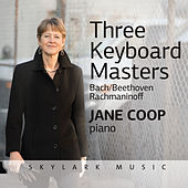 Three Keyboard Masters von Jane Coop