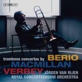 MacMillan, Verbey & Berio: Trombone Concertos (Live) de Jörgen van Rijen