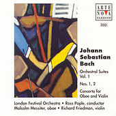 Bach: Orchestral Suites Vol. 1 No. 1+2 Concerto For Oboe And Violin von Ross Pople