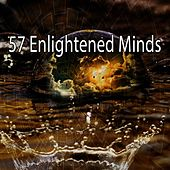 57 Enlightened Minds de Zen Meditation and Natural White Noise and New Age Deep Massage