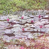 40 Purely Zen Music von Lullabies for Deep Meditation