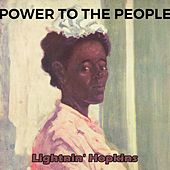 Power to the People by Lightnin' Hopkins