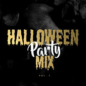 Halloween Party Mix Vol.1 de Various Artists