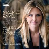 Ravel: Pavane pour une infante défunte de Vanessa Benelli Mosell