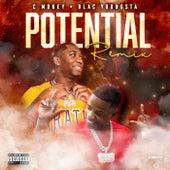 Potential (Remix) by C-Money