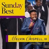 Prologue III - EP by Melvin Crispell III
