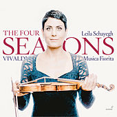 Vivaldi: The Four Seasons, Op. 8 Nos. 1-4 by Leila Schayegh