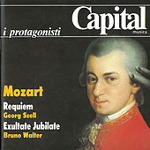 Wolfgang Amadeus Mozart: Requiem, Exultate Jubilate - Georg Szell, Bruno Walter de Judith Raskin