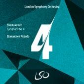 Shostakovich: Symphony No. 4 by London Symphony Orchestra