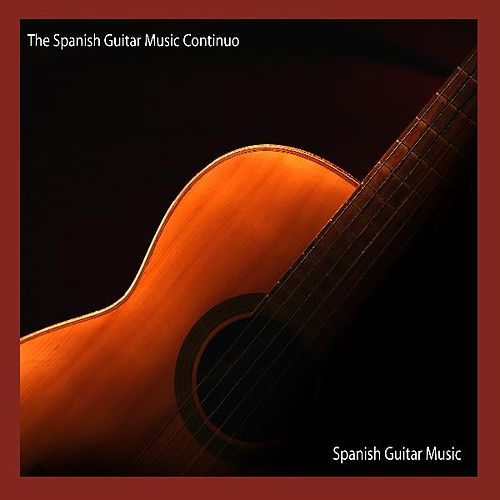 Spanish Guitar Music by The Spanish Guitar Music Colección