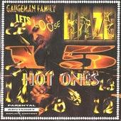 15 Hot Ones de Haze