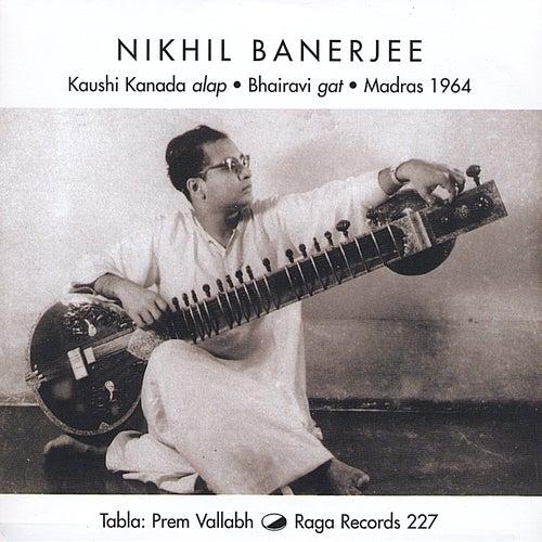 Madras 1964 by Nikhil Banerjee