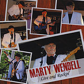 Live And Rockin' de Marty Wendell