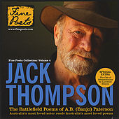 Jack Thompson, The Battlefield Poems of Banjo Paterson by Jack Thompson