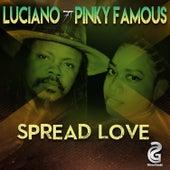 Spread Love von Luciano