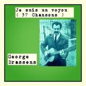 Je suis un voyou (37 chansons) de Georges Brassens