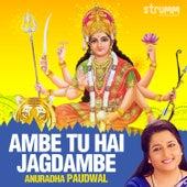 Ambe Tu Hai Jagdambe - Single by Anuradha Paudwal