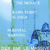 Rappa Turnt Slanga de Menace