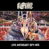 Live Anthology 1974-1976 von Nektar