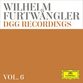 Wilhelm Furtwängler: DGG Recordings (Vol. 6) by Berliner Philharmoniker